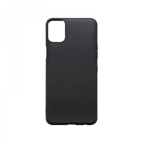 LG K42 gumené puzdro, čierne matné