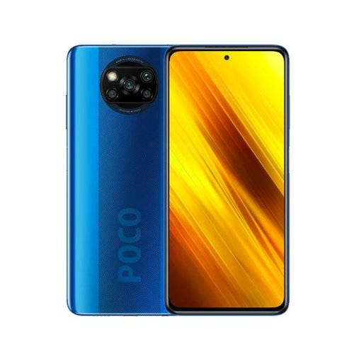 Xiaomi Poco X3 NFC 6GB/64GB, Modrý
