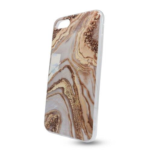 Puzdro Cosmo TPU iPhone 7/8 - zlaté