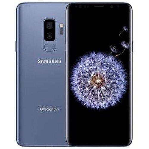 Samsung Galaxy S9 Plus G965F 64GB Dual SIM Coral Blue Modrý - Trieda C