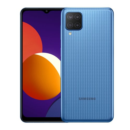 Samsung Galaxy M12 4GB/128GB M125F Dual SIM, Modrá - SK distribúcia