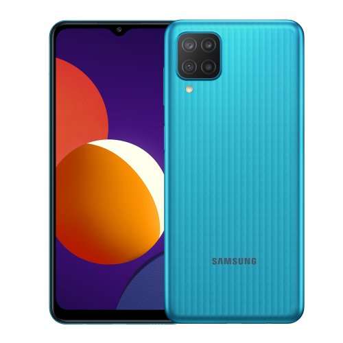 Samsung Galaxy M12 4GB/128GB M125F Dual SIM, Zelená - SK distribúcia