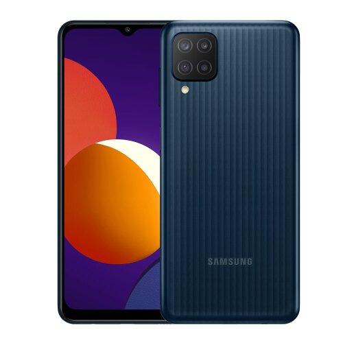 Samsung Galaxy M12 4GB/128GB M125F Dual SIM, Čierna - SK distribúcia