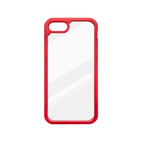 iPhone SE 2020 plastové puzdro, Hardback, červená