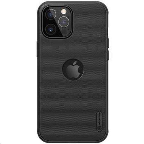 Nillkin Super Frosted PRO Magnetic Zadní Kryt pro iPhone 12/12 Pro 6.1 Black