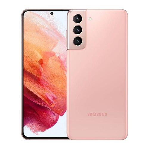 Samsung Galaxy S21 5G 8GB/128GB G991 Dual SIM, Ružová - SK distribúcia