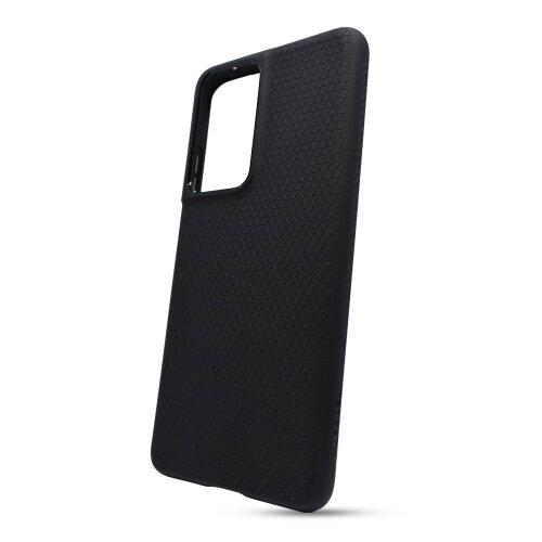 Puzdro Spigen Liquid Air Samsung Galaxy S21 Ultra G998 - čierne