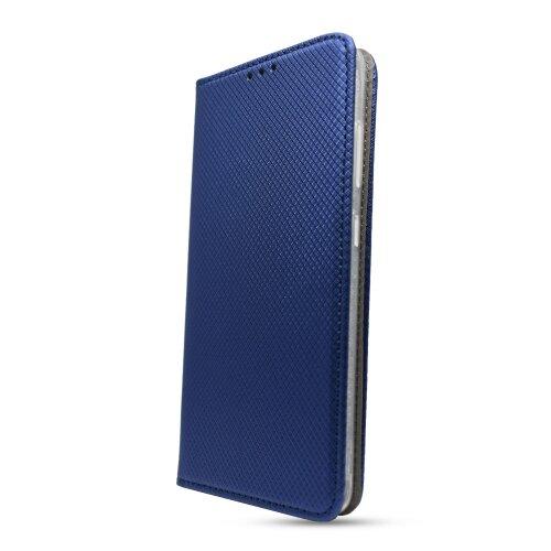 Puzdro Smart Book Huawei P Smart 2021 - tmavo modré