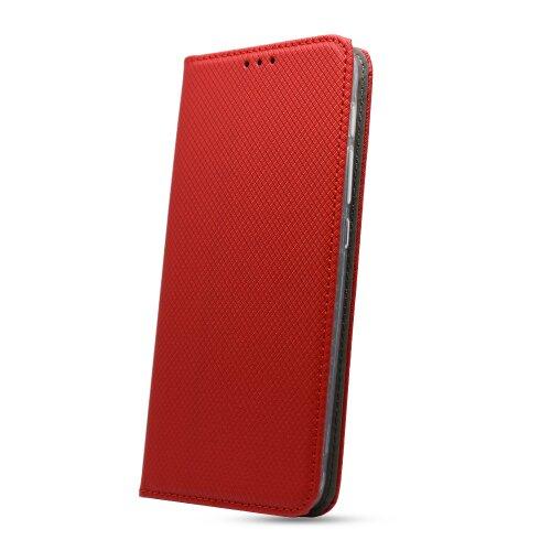 Puzdro Smart Book Motorola E7 Power - červené