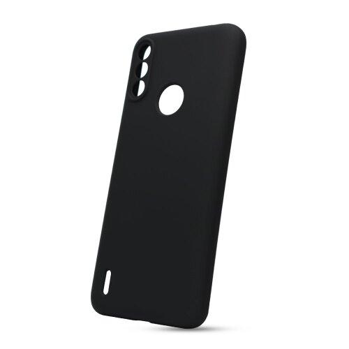 Puzdro Liquid Lite TPU Motorola E7 Power - čierne
