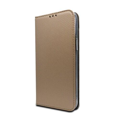 Puzdro Smart Book Motorola E7 Power - zlaté