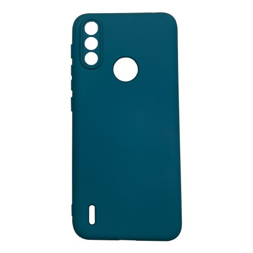 Puzdro Liquid Lite TPU Motorola E7 Power - zelené