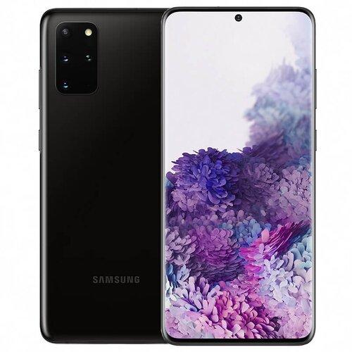 Samsung Galaxy S20+ 8GB/128GB G985 Dual SIM, Čierna - porušené balenie