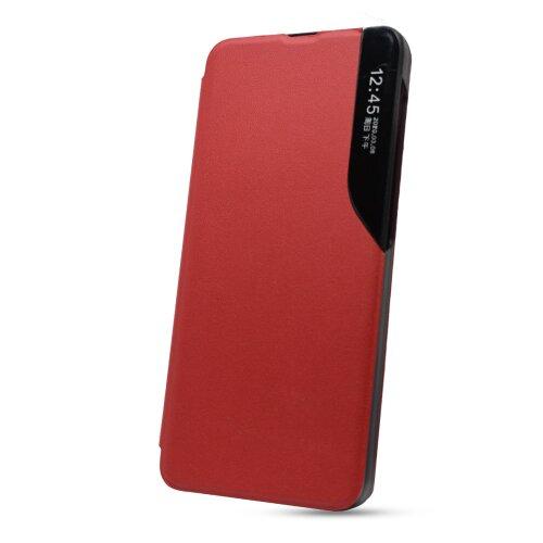 Puzdro Smart Flip Book Samsung Galaxy A12 A125 - červené