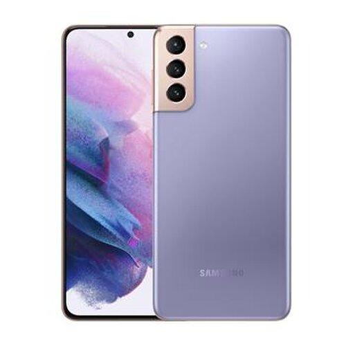 Samsung Galaxy S21 5G 8GB/128GB G991 Dual SIM Fialová