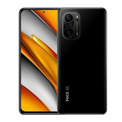 Xiaomi Poco F3 8GB/256GB, Čierny