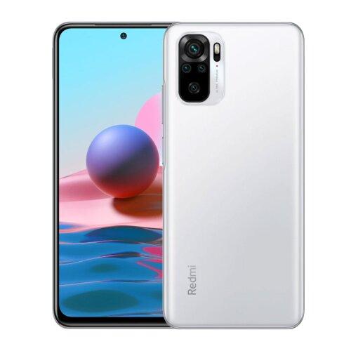Xiaomi Redmi Note 10 4GB/64GB Dual SIM, Biely - SK distribúcia