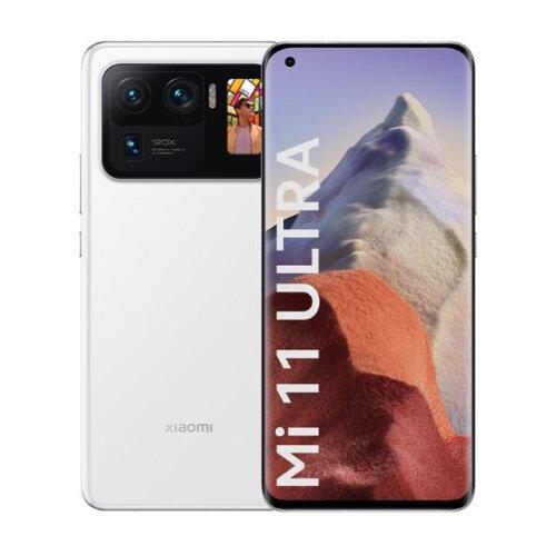 Xiaomi Mi 11 Ultra 5G 12GB/256GB Dual SIM, Biela - SK distribúcia