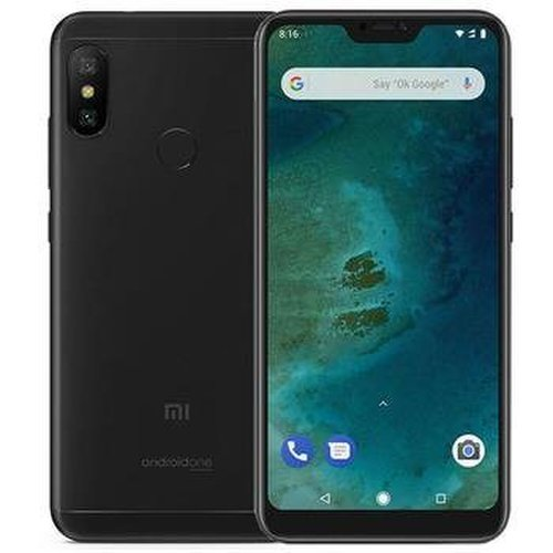 Xiaomi Mi A2 Lite 4GB/64GB Dual SIM Čierny - Trieda B
