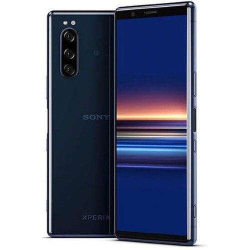 Sony Xperia 5 6GB/128GB Dual SIM J9210 Modrý