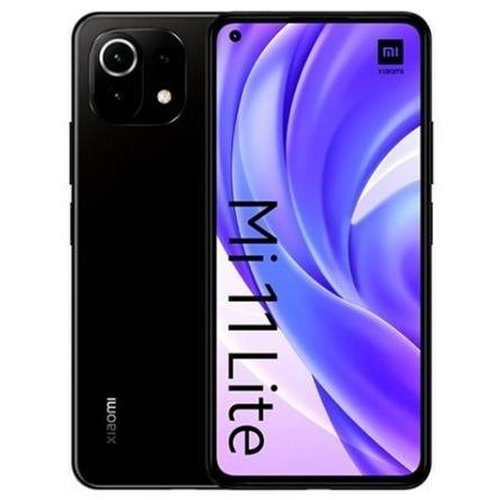 Xiaomi Mi 11 Lite 5G 6GB/128GB Dual SIM, Čierna - SK distribúcia