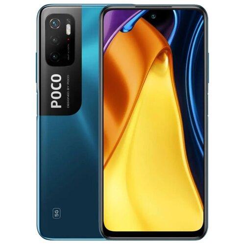 Xiaomi Poco M3 Pro 5G 6GB/128GB, Modrý - SK distribúcia