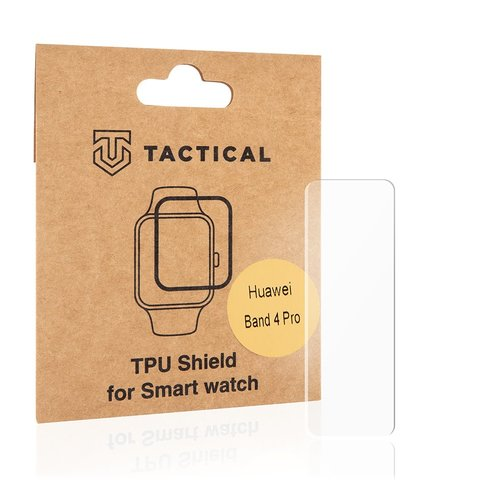 Tactical TPU Shield Fólie pro Huawei Band 4 Pro