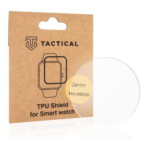 Tactical TPU Shield fólie pro Garmin Fenix 5/6/5X/6X