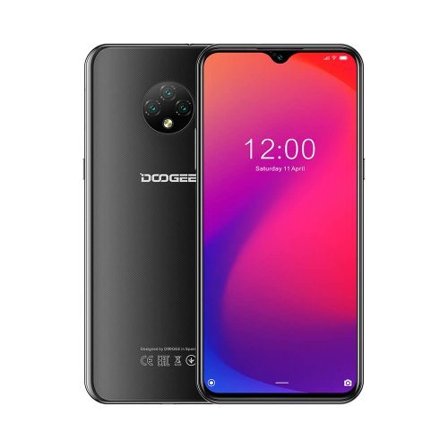 Doogee X95 2GB/16GB Dual SIM, Čierny - porušené balenie