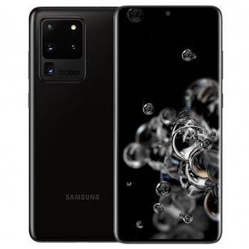 Samsung Galaxy S20 Ultra 5G G988F 12GB/128GB Dual SIM Cosmic Black Čierny - Trieda B