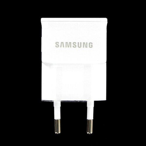 ETA0U81EWE Samsung USB Cestovná nabíjačka 1A, Biela (Bulk)