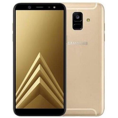 Samsung Galaxy A6 2018 A600F 3GB/32GB Single SIM Gold - Trieda A