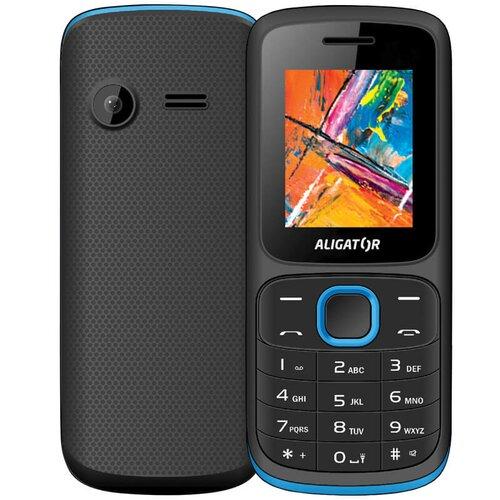 Aligator D210 Dual SIM, Čierno-modrý - porušené balenie