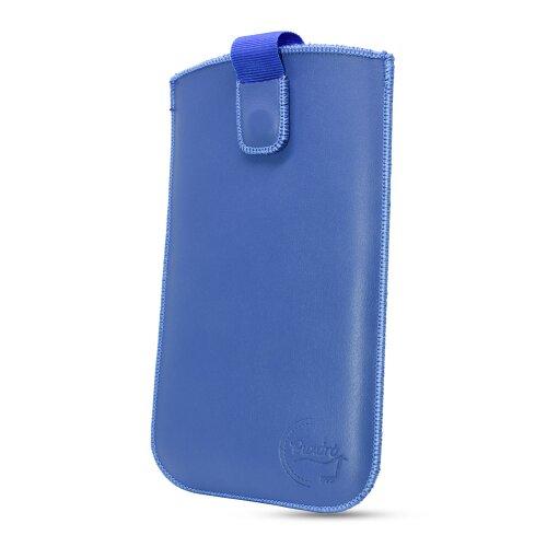 Puzdro Uni Koža, sk výroba veľkosť 24 - modré