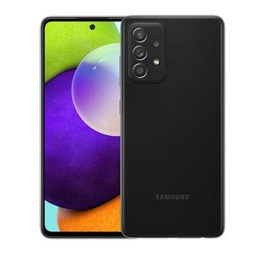 Samsung Galaxy A52 6GB/128GB A525 Dual SIM Awesome Black Čierny - Trieda A
