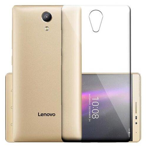 Puzdro Lenovo Phab 2 TPU Ultratenké 0,3mm - transparentné