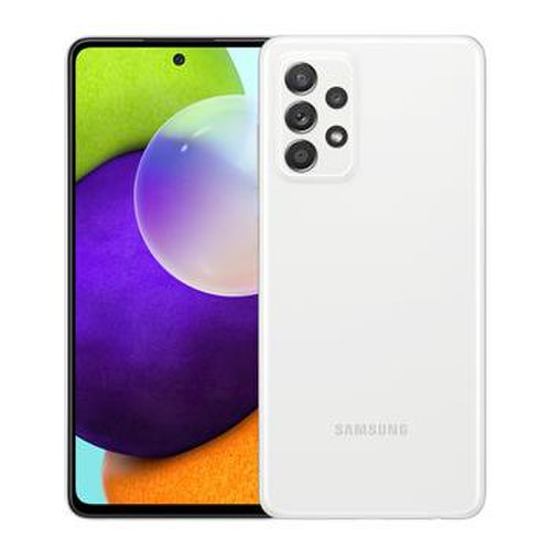 Samsung Galaxy A52 6GB/128GB A525 Dual SIM Awesome White Biely - Trieda B