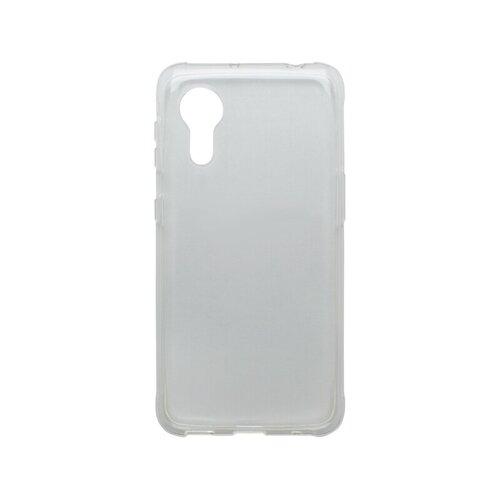 mobilNET silikónové puzdro Samsung XCover 5 priehľadné Moist 1.2mm