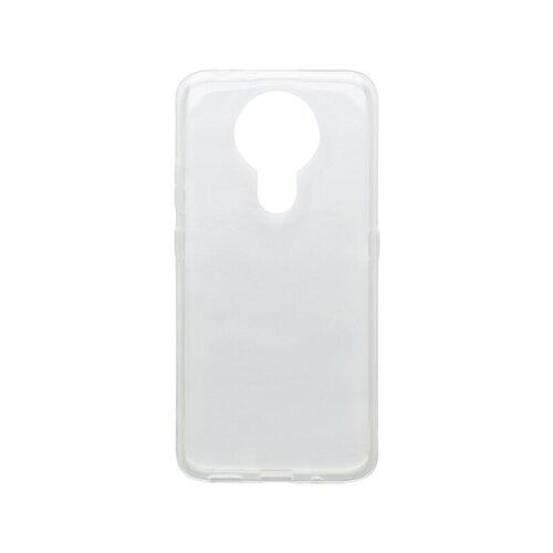 Nokia 3.4 silikónové puzdro, priehľadné