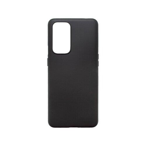 mobilNET silikónové puzdro čierne OnePlus 9, Pudding