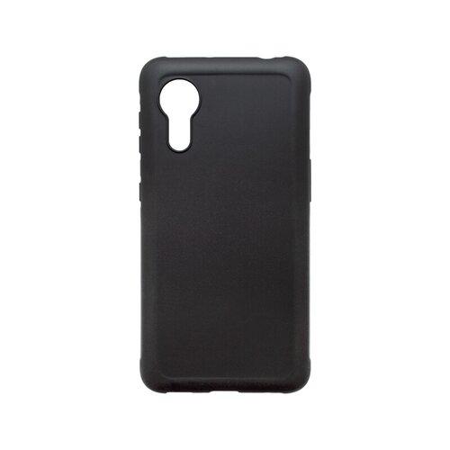 mobilNET silikónové puzdro čierne Samsung XCover 5, Pudding