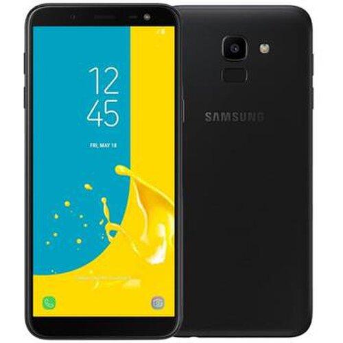 Samsung Galaxy J6 J600F 3GB/32GB Dual SIM Black - Trieda B