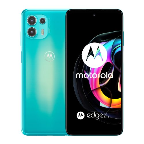 Motorola Edge 20 Lite 8GB/128GB Dual SIM, Zelená - SK distribúcia