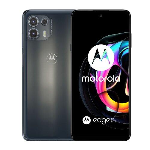 Motorola Edge 20 Lite 6GB/128GB Dual SIM, Čierna - SK distribúcia