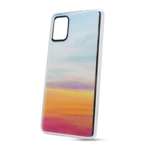Puzdro Trendy TPU Samsung Galaxy A51 A515 vzor 2 - farebné