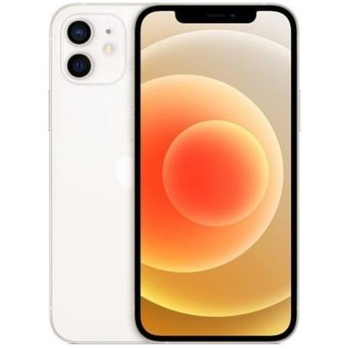 Apple iPhone 12 128GB White - Trieda C