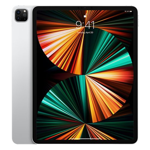 "12.9"" M1 iPad Pro Wi-Fi + Cell 2TB - Silver"