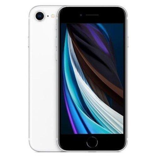 Apple iPhone SE (2020) 128GB White - Trieda B