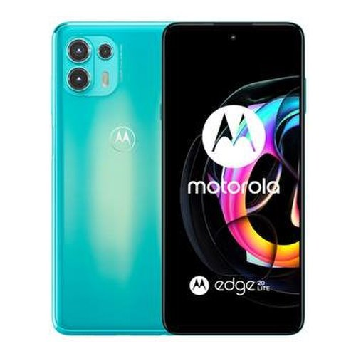 Motorola Edge 20 Lite 8GB/128GB Dual SIM Lagoon Green Zelená