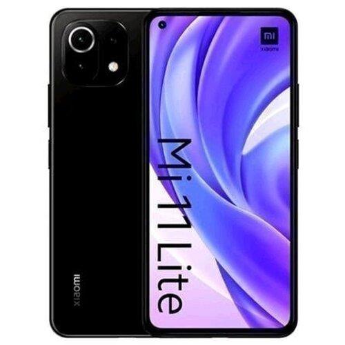 Xiaomi Mi 11 Lite 5G 6GB/128GB Dual SIM Truffle Black Čierny